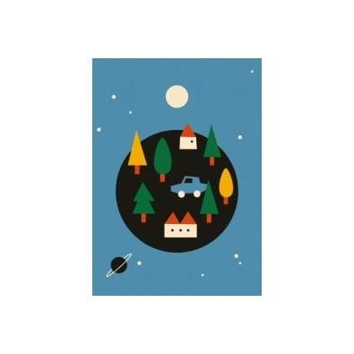 »HOUSE« — A3 — PETIT MONKEY