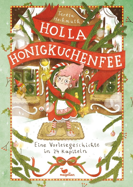 »Holla Honigkuchenfee« — MAGELLAN