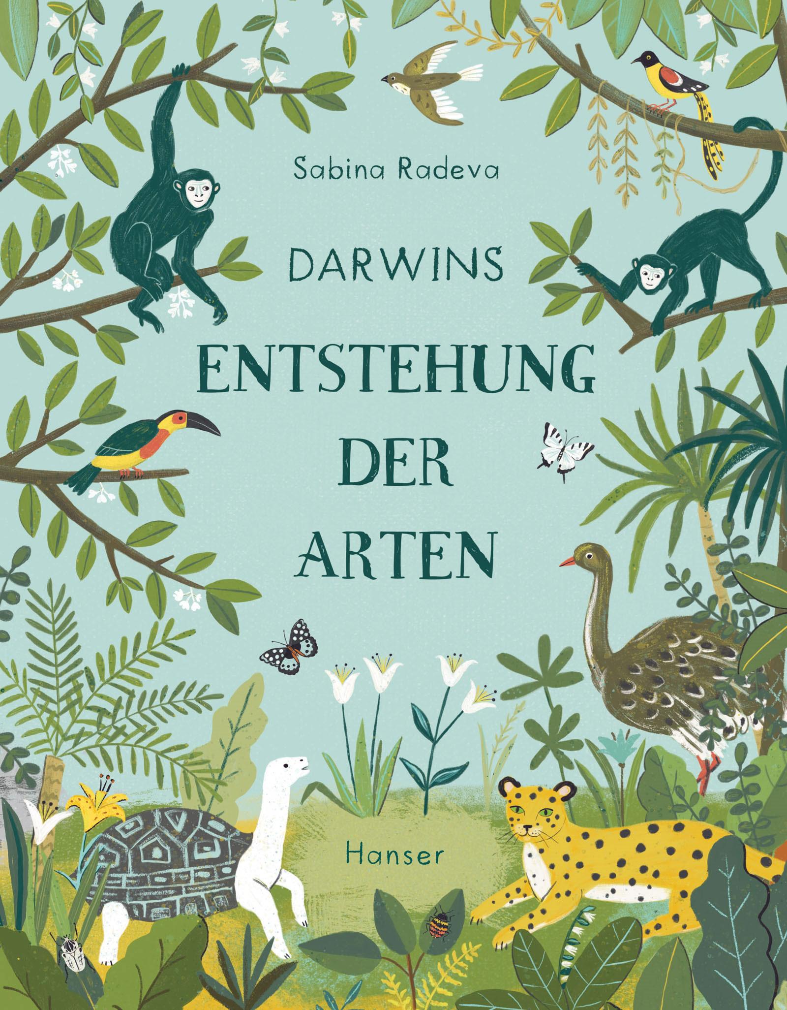 »Darwins Entstehung der Arten« - Hanser
