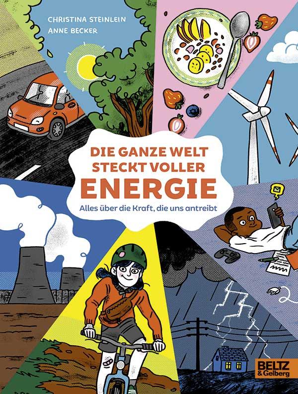 »DIE GANZE WELT STECKT VOLLER ENERGIE«  — BELTZ