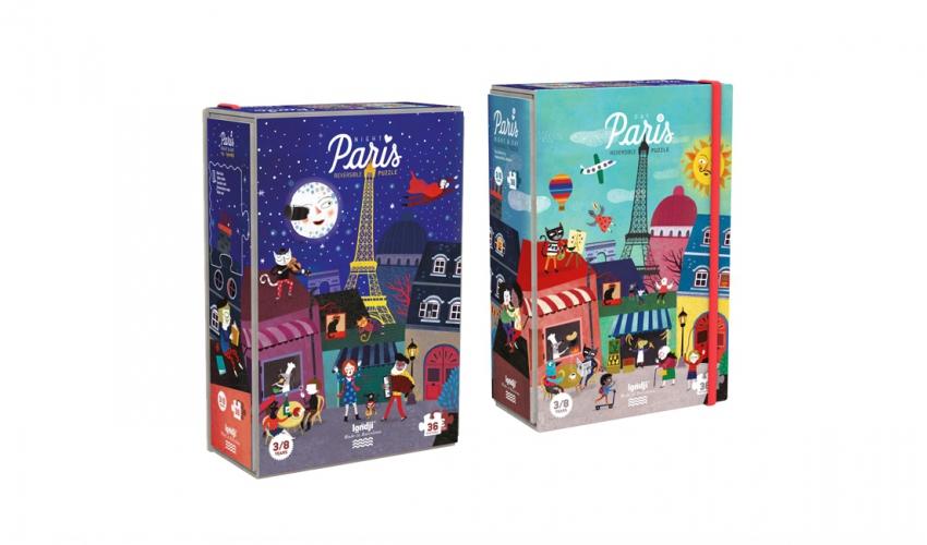 »PARIS PUZZLE« — LONDJI
