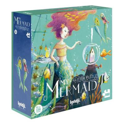 »MERMAID PUZZLE«  — LONDJI