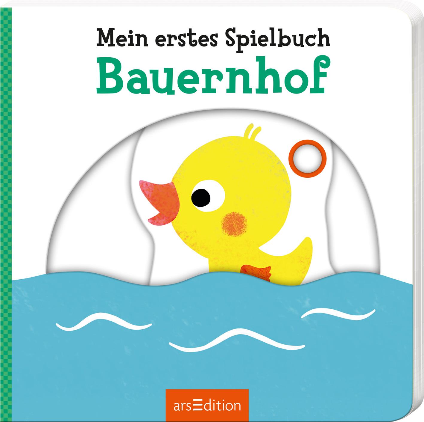 »MEIN ERSTES SPIELBUCH BAUERNHOF« — ARS EDITION