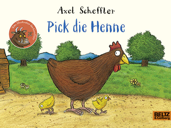 »PICK DIE HENNE« — BELTZ & GELBERG
