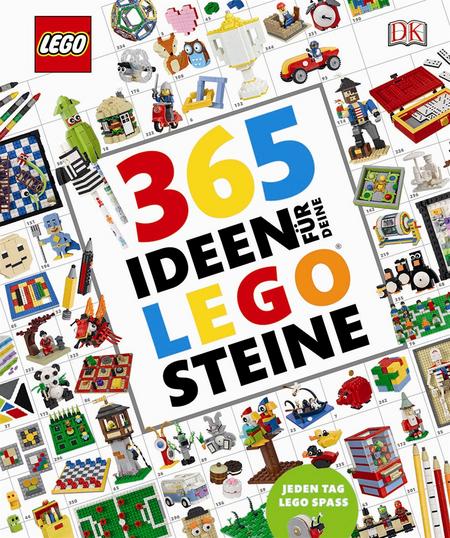 »365 Ideen für deine LEGO® Steine« — Dorling Kindersley