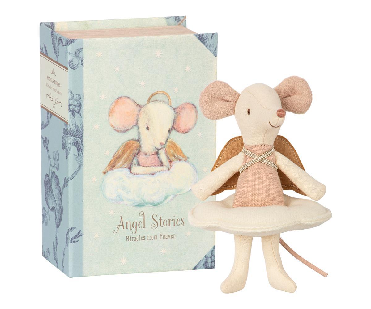 »Engel Maus, große Schwester im Buch«  — MAILEG