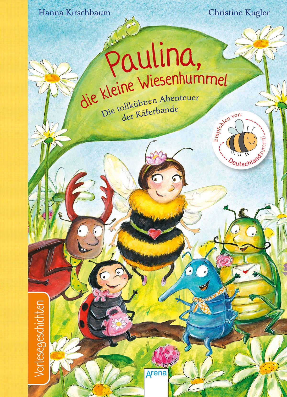 »Paulina, die kleine Wiesenhummel« — Arena