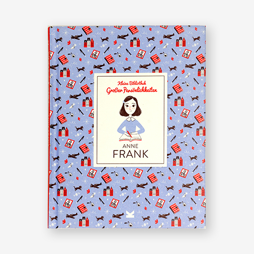»ANNE FRANK« — LAURENCE KING