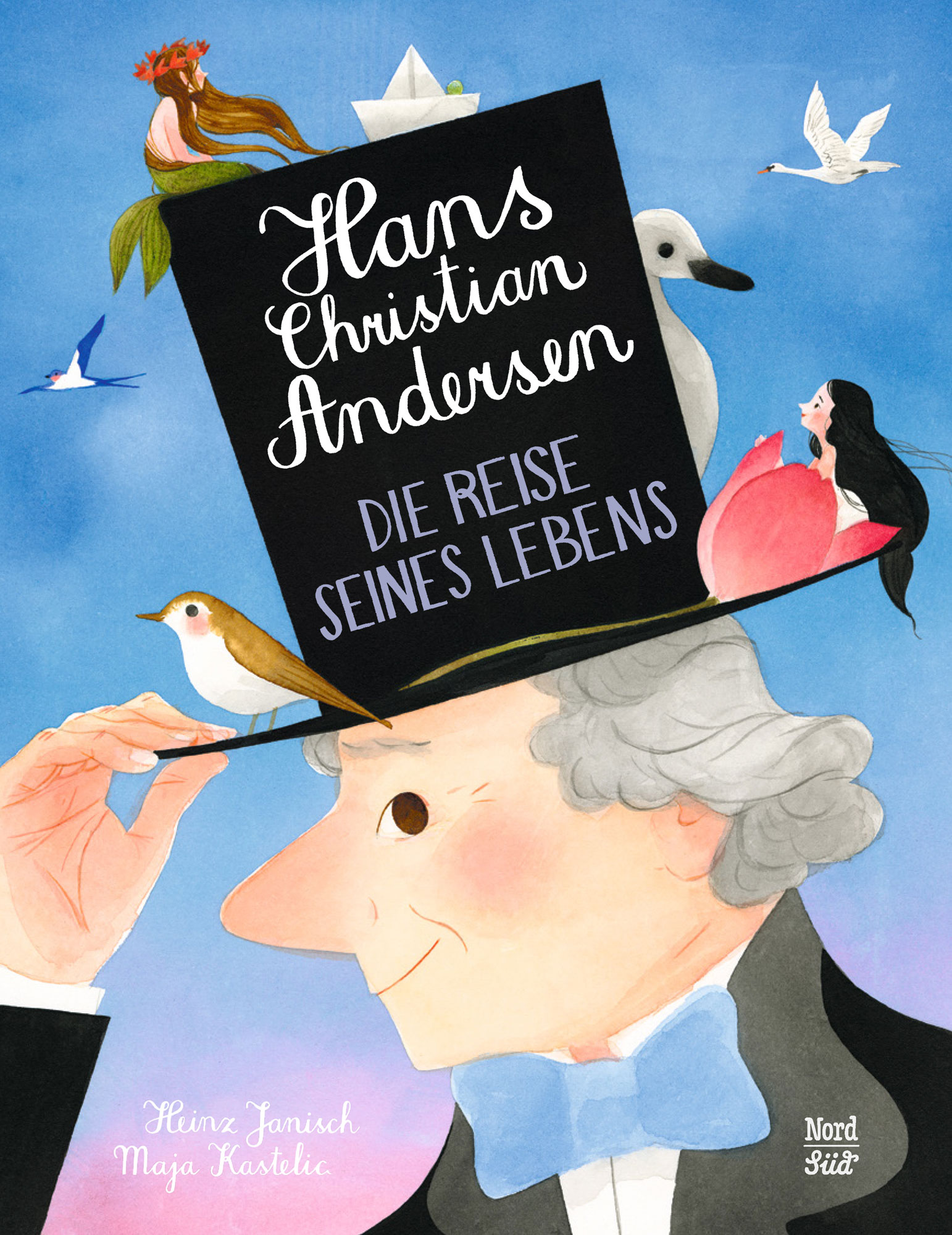 »Hans Christian Andersen - Die Reise seines Lebens« - Nord Süd