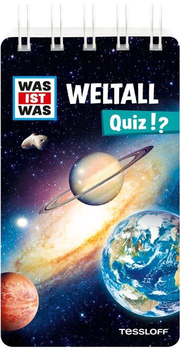 »WAS IST WAS QUIZ WELTALL« - TESSLOFF