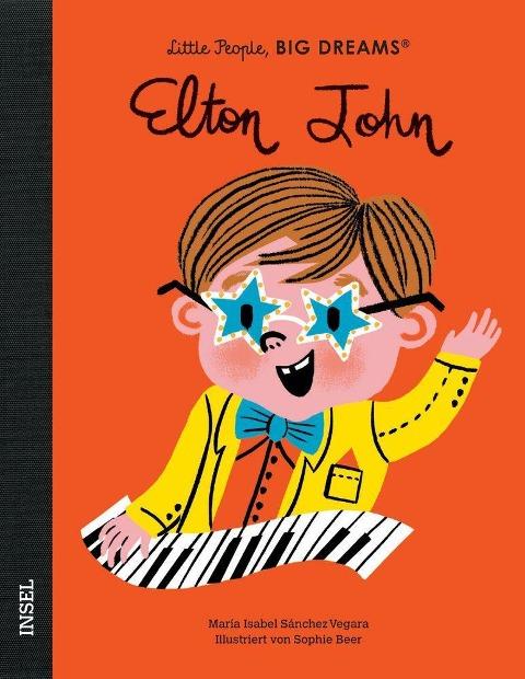 »ELTON JOHN« — INSEL