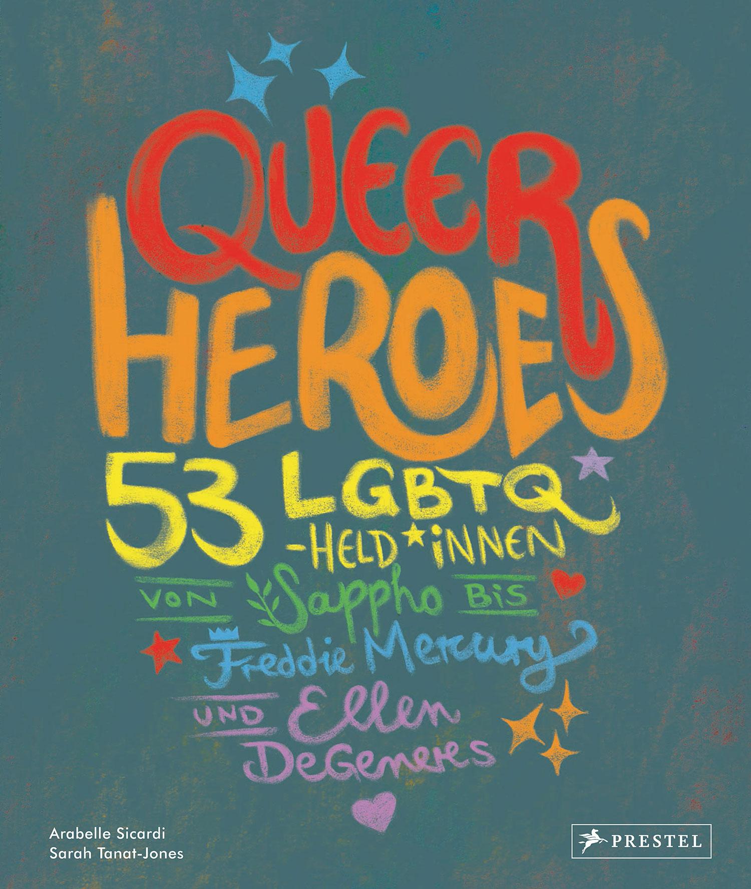 »QUEER HEROES« — PRESTEL