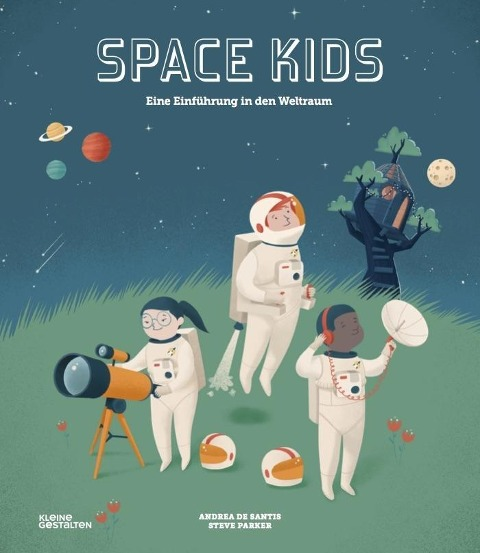 »SPACE KIDS« — GESTALTEN