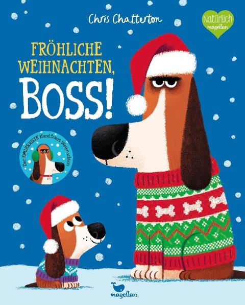 »Fröhliche Weihnachten, Boss!« — MAGELLAN