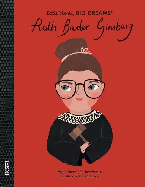 »RUTH BADER GINSBURG« — INSEL