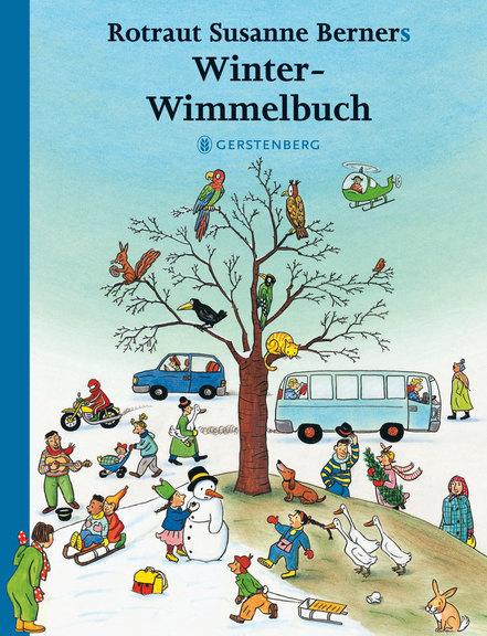 »KLEINES WINTER-WIMMELBUCH« — GERSTENBERG