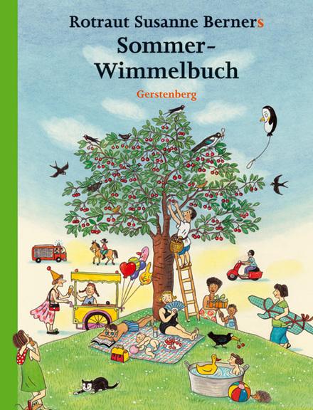 »Sommer-Wimmelbuch« — Gerstenberg