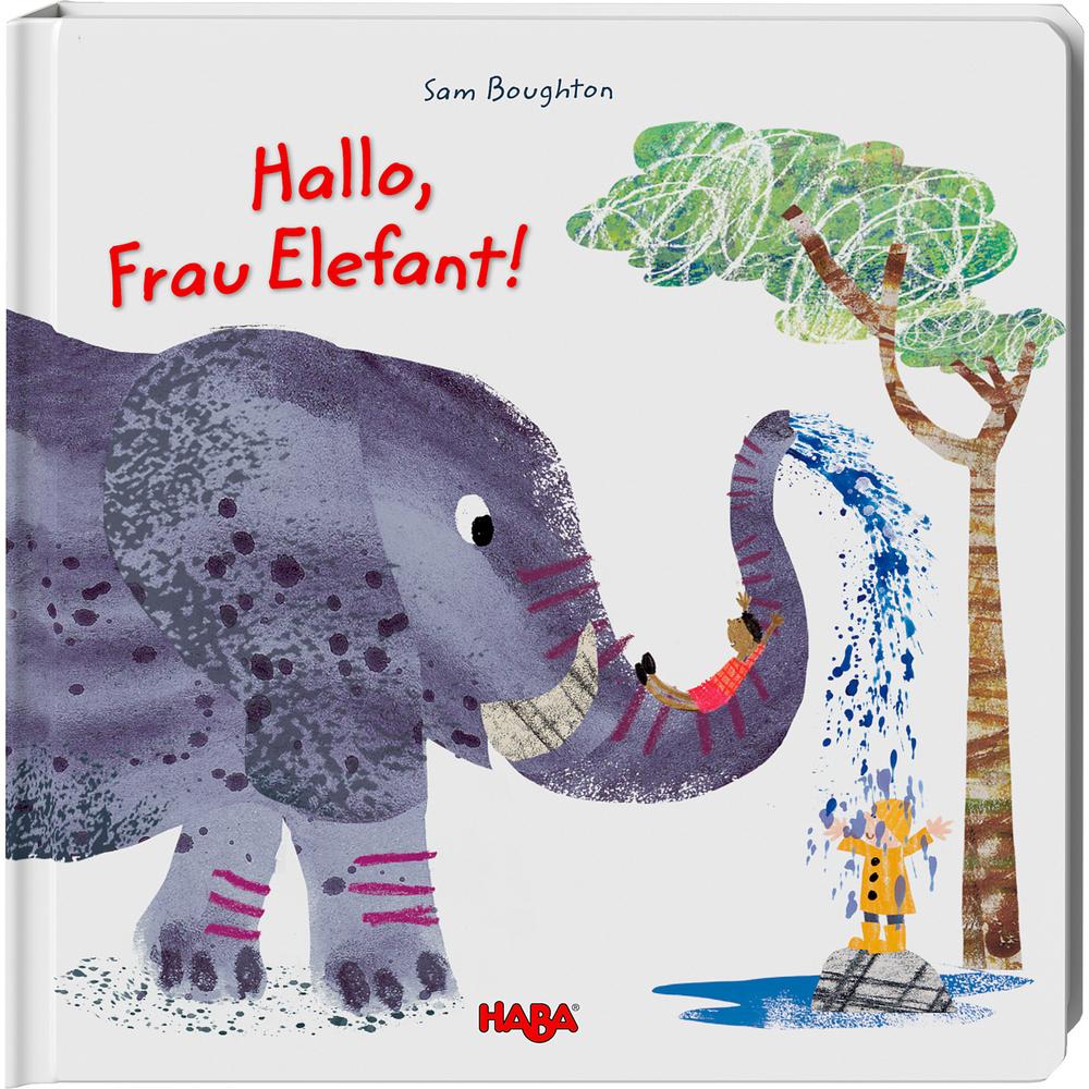 »HALLO, FRAU ELEFANT!« — HABA