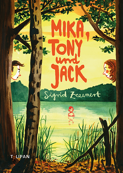 »MIKA, TONY UND JACK« — TULIPAN