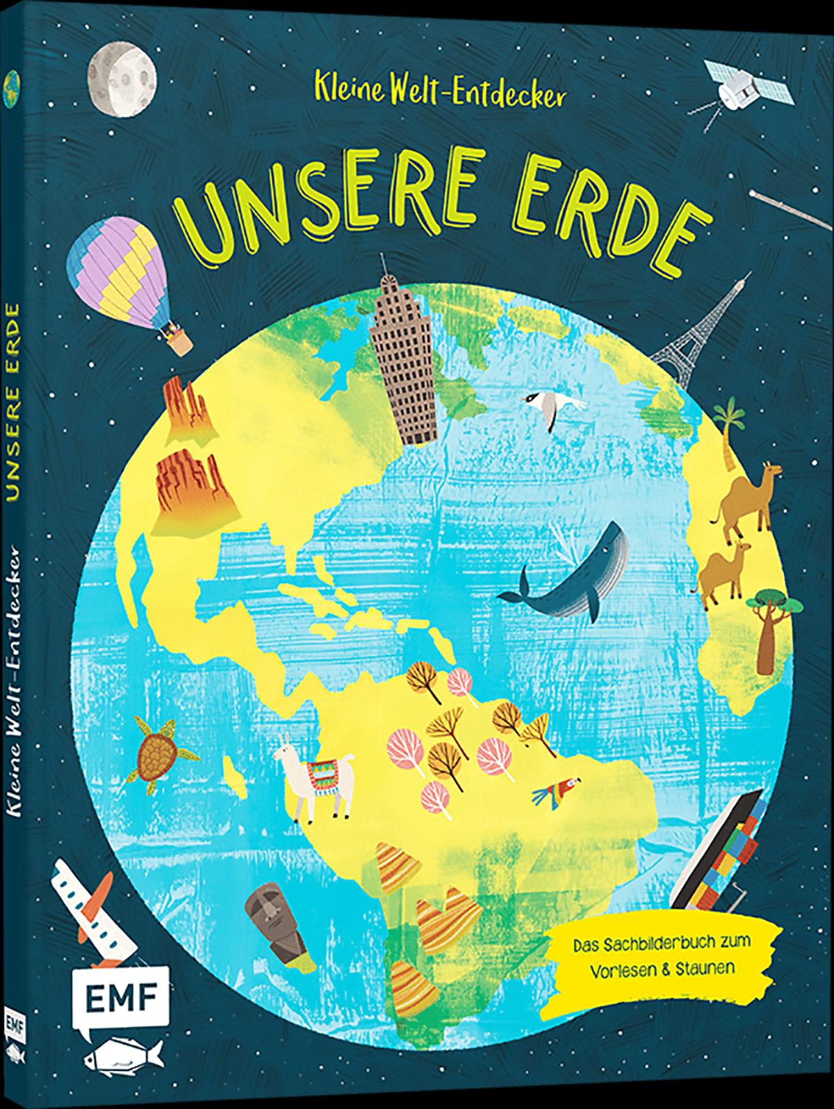 »KLEINE ENTDECKER - UNSERE ERDE«  —  EMF