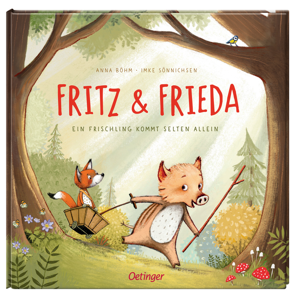 »Fritz und Frieda« — Oetinger