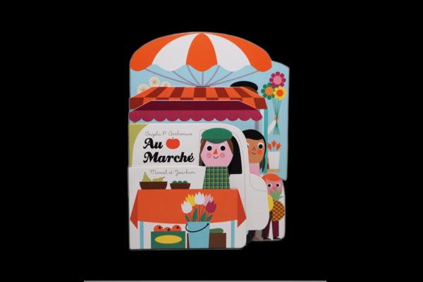 »Auf dem Markt« — Marcel & Joachim
