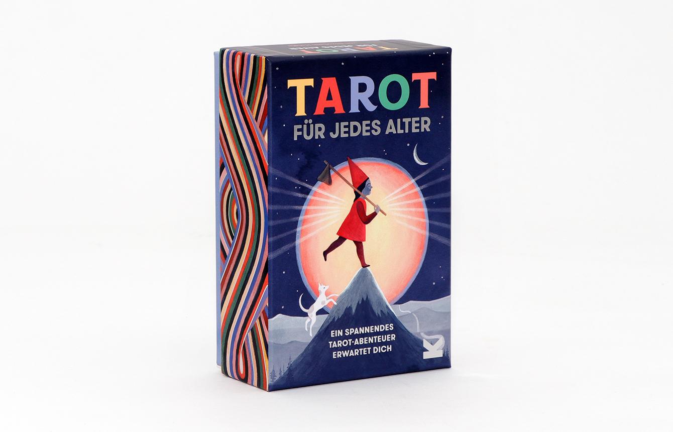 »TAROT FÜR JEDES ALTER« — LAURENCE KING