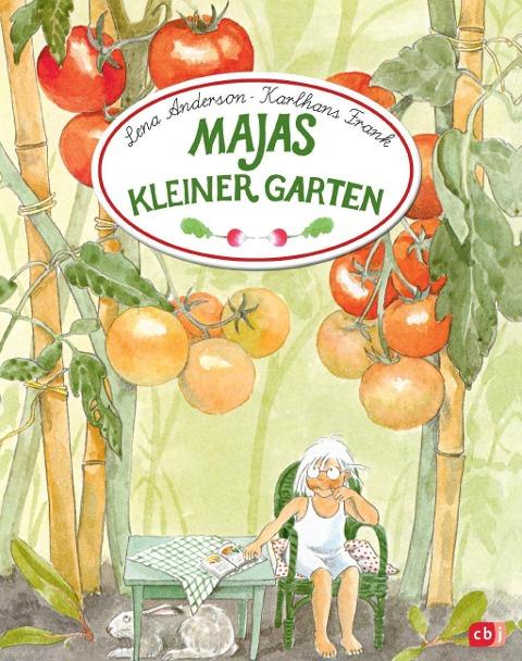 »Majas kleiner Garten« – cbj Verlag