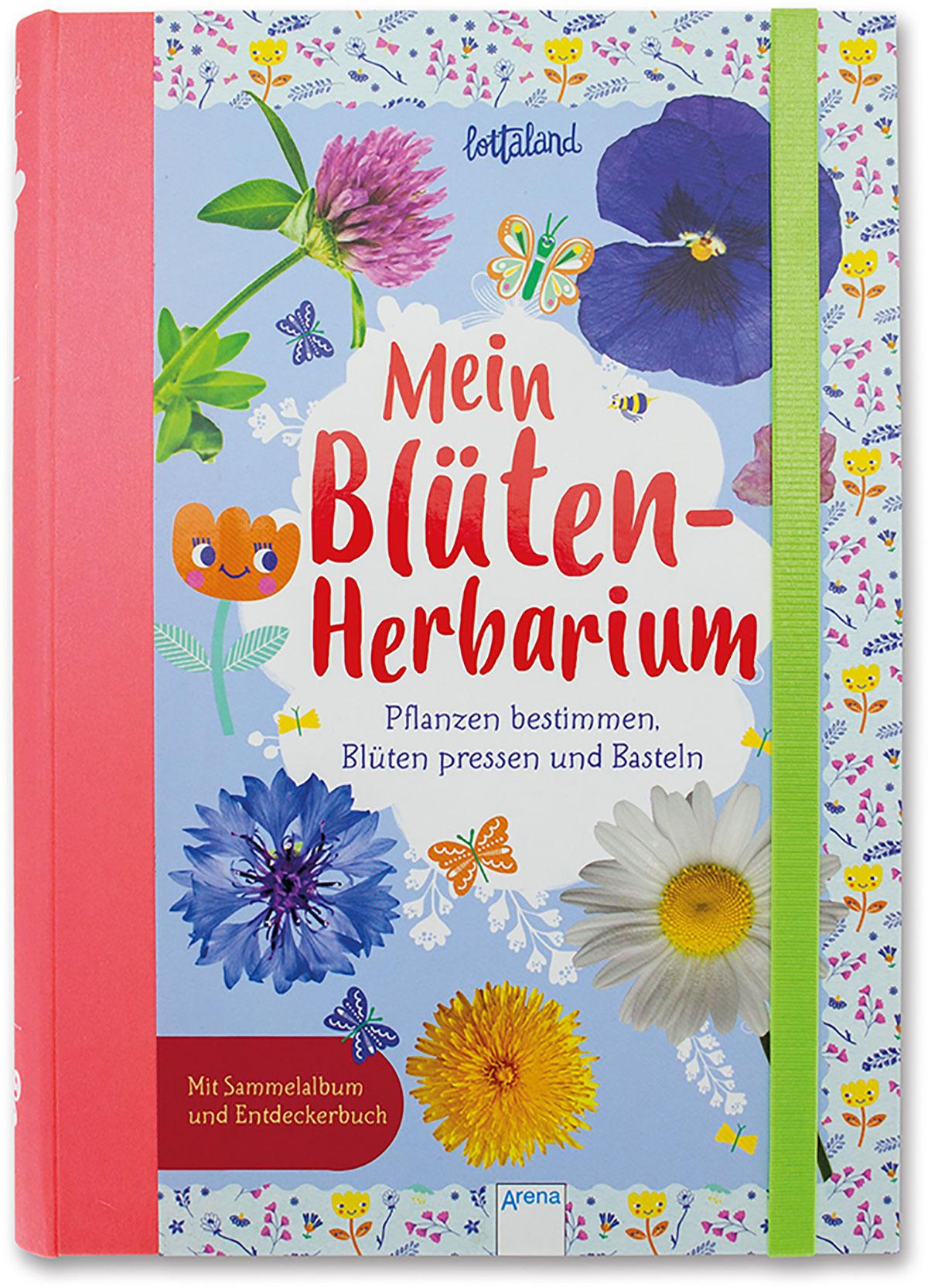»Mein Blüten-Herbarium« - Arena