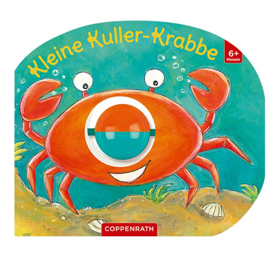 »MEIN ERSTES KUGELBUCH: KLEINE KULLER-KRABBE« - COPPENRATH