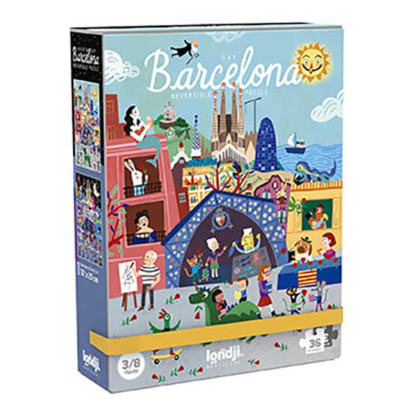 »BARCELONA PUZZLE« — LONDJI