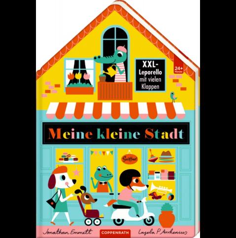 »Meine kleine Stadt« — Coppenrath