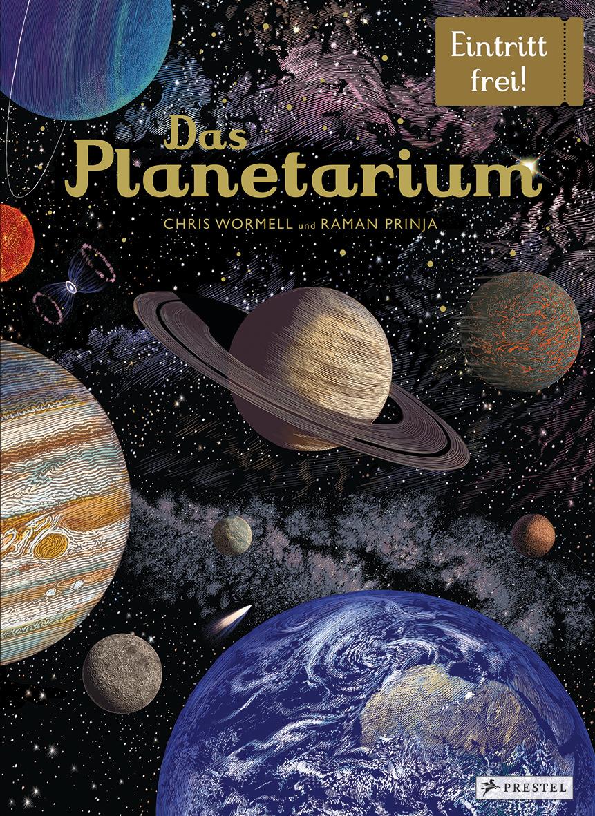 »Das Planetarium« - Prestel