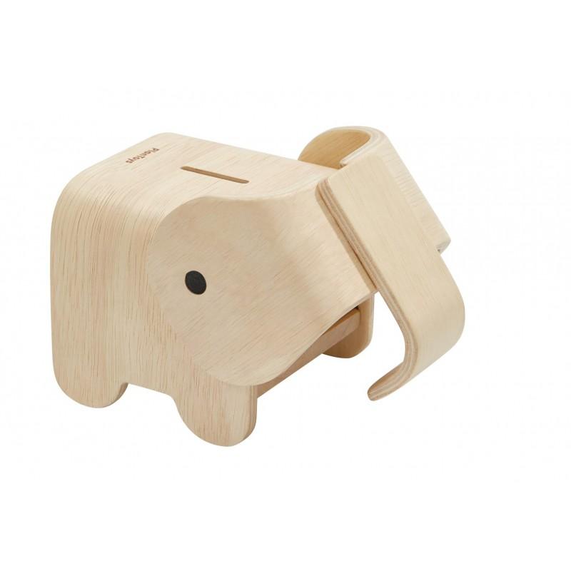 »Elefant Spardose« — Plan Toys