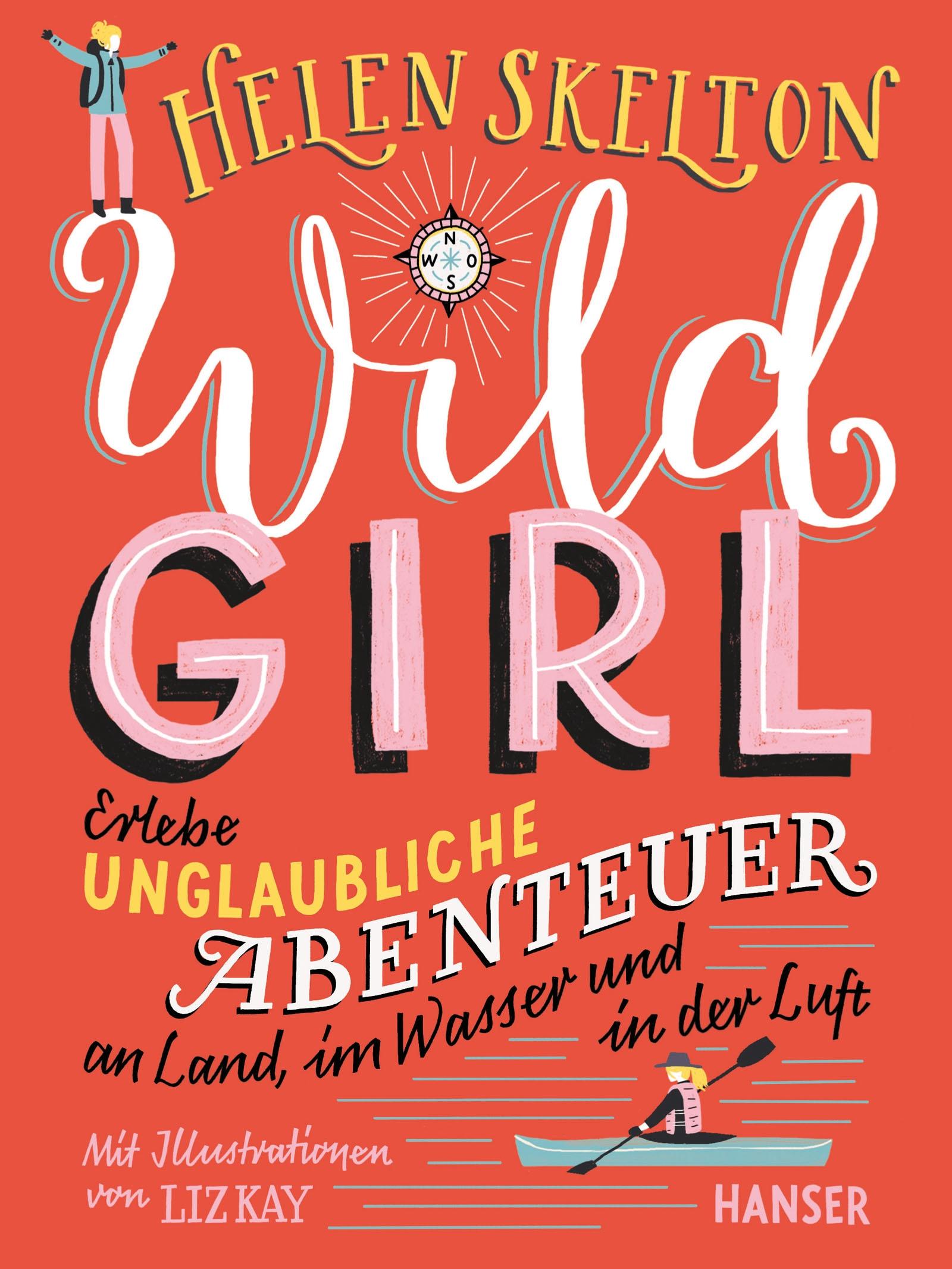 »Wild Girl« — Carl Hanser