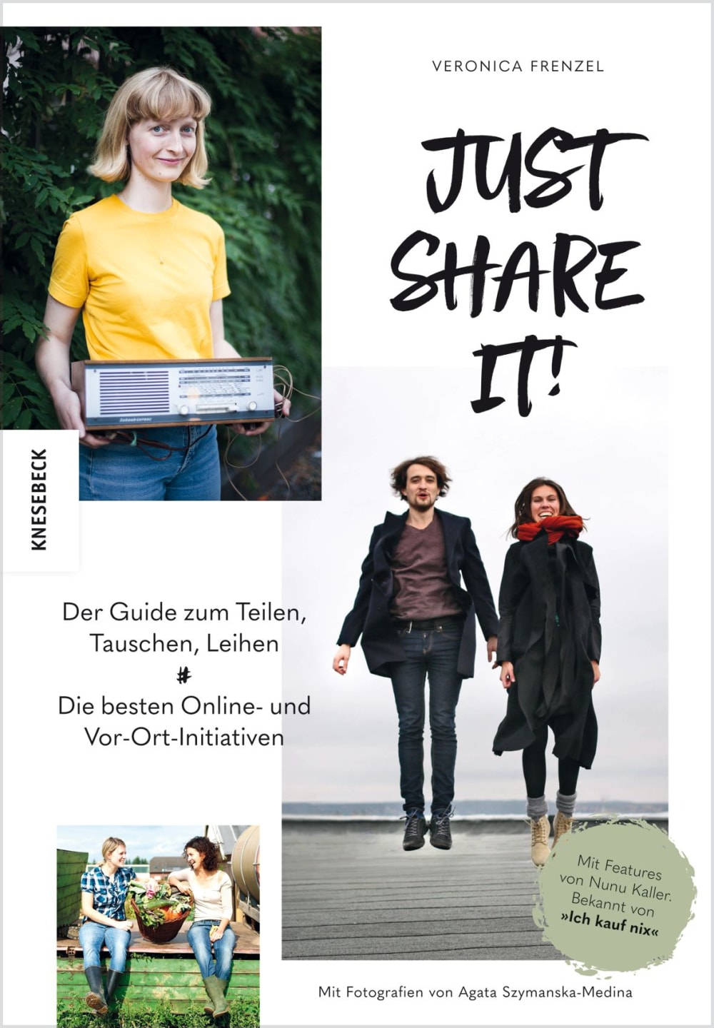 »JUST SHARE IT« - KNESEBECK