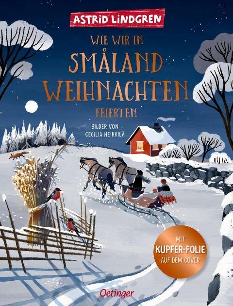 »Wie wir in Småland Weihnachten feierten« — OETINGER