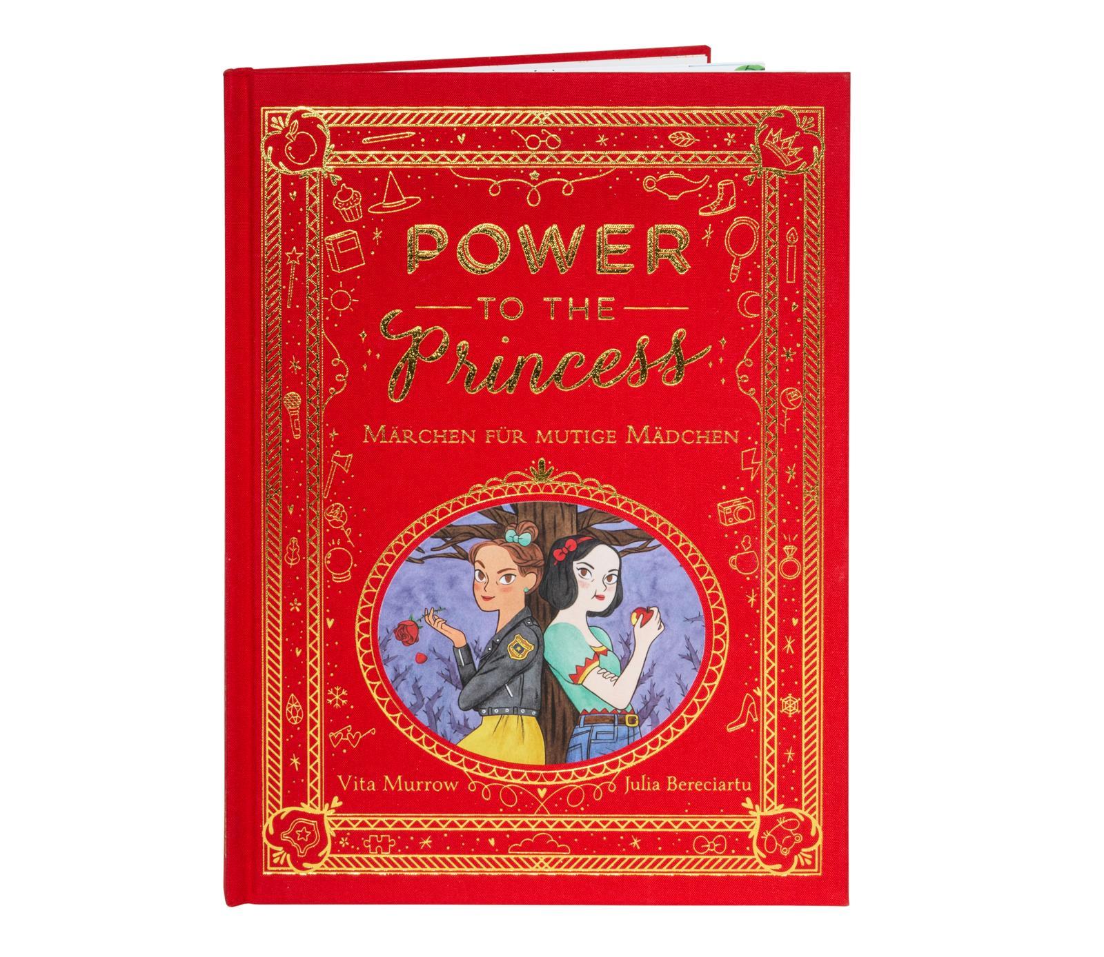 »POWER TO THE PRINCESS« - CARLSEN