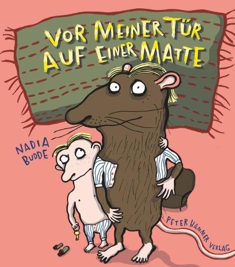 »VOR MEINER TÜR AUF EINER MATTE« — PETER HAMMER