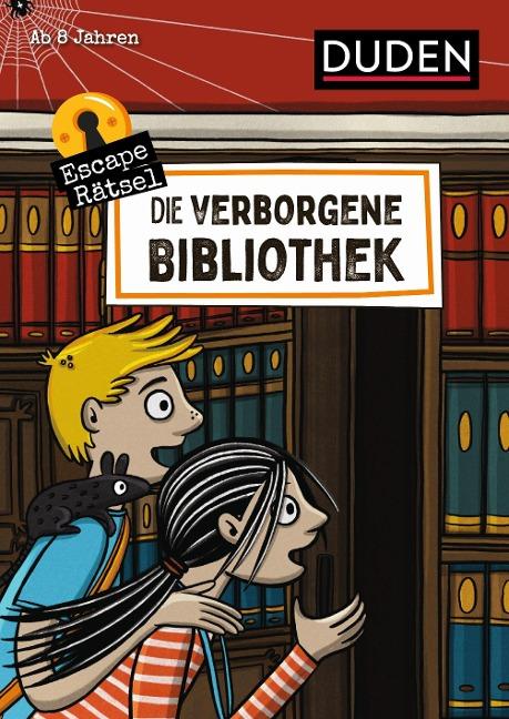 »Escape-Rätsel - Die verborgene Bibliothek« — BIBLIOGRAPHISCHES INSTITUT