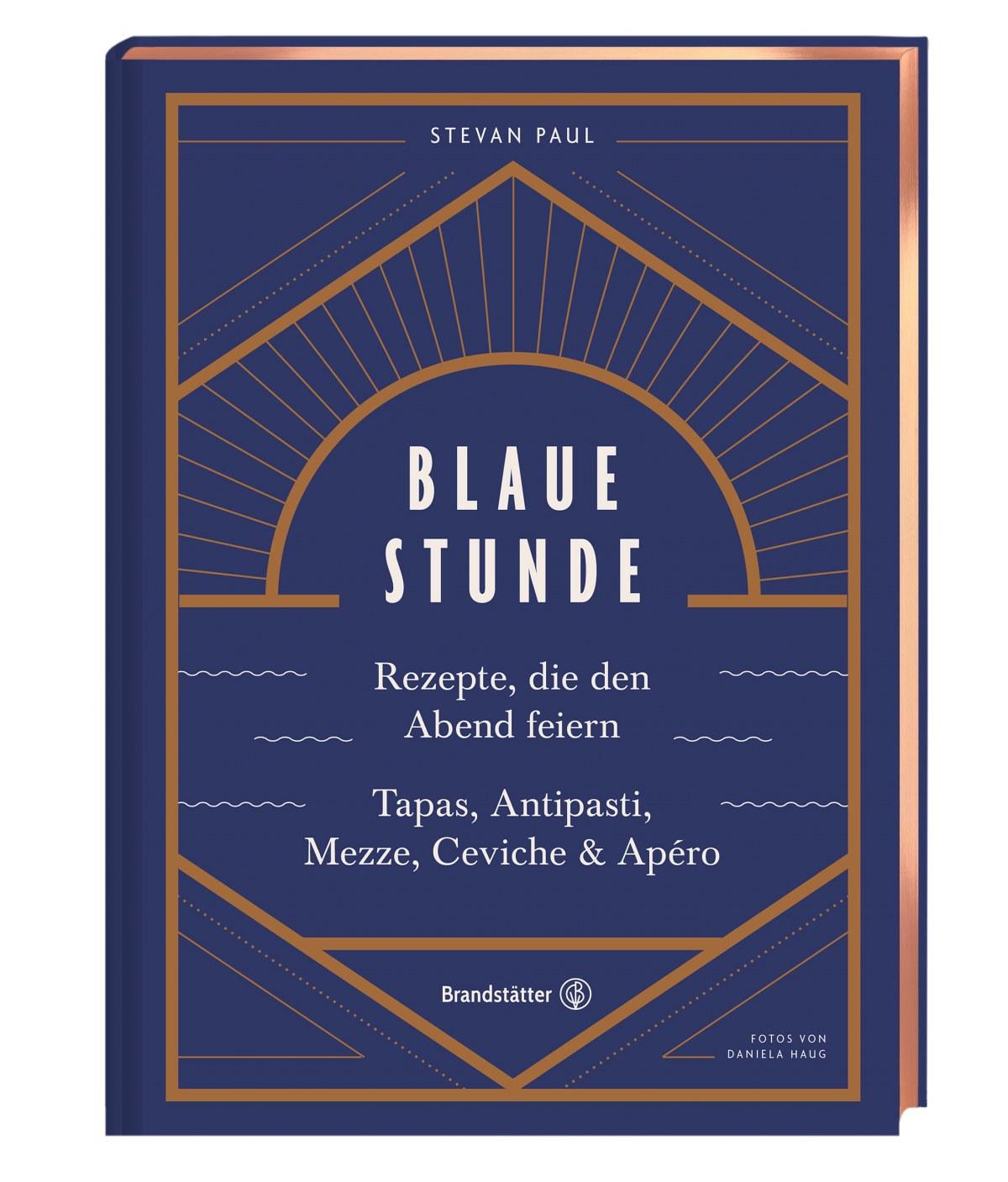 »BLAUE STUNDE« — BRANDSTAETTER