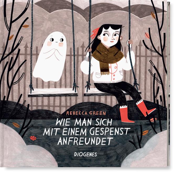»Wie man sich mit einem Gespenst anfreundet« - Diogenes