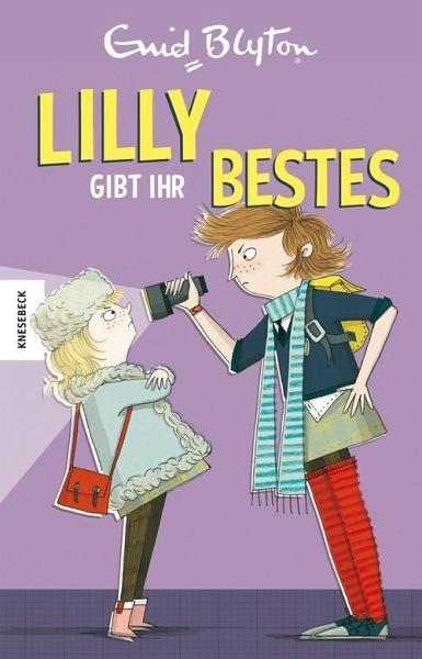 »Lilly gibt ihr Bestes (Band 3)« — Knesebeck