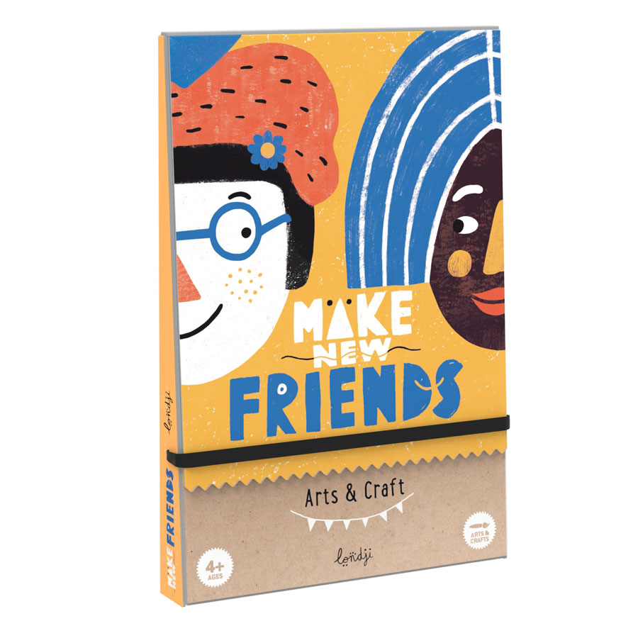 »MAKE NEW FRIENDS« — LONDJI