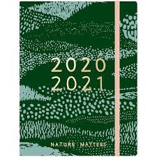 »2020 2021 TIMER grün« — RICO DESIGN