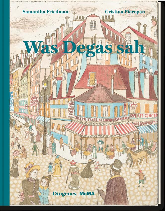 »Was Degas sah« -Diogenes