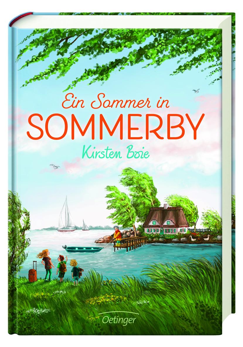 »Ein Sommer in Sommerby« - Oetinger