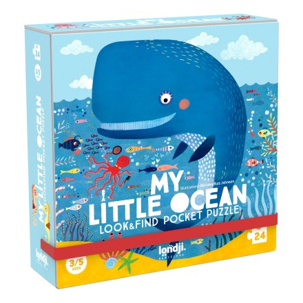 »MY LITTLE OCEAN PUZZLE« — LONDJI