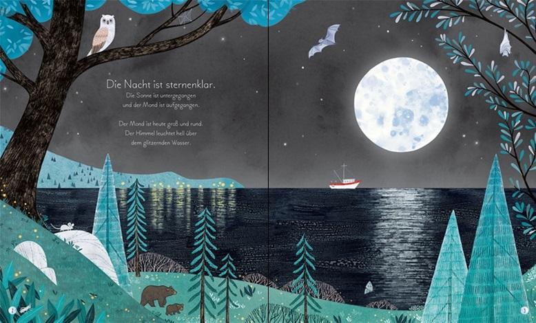 »Mein Buch vom Mond« - Usborne