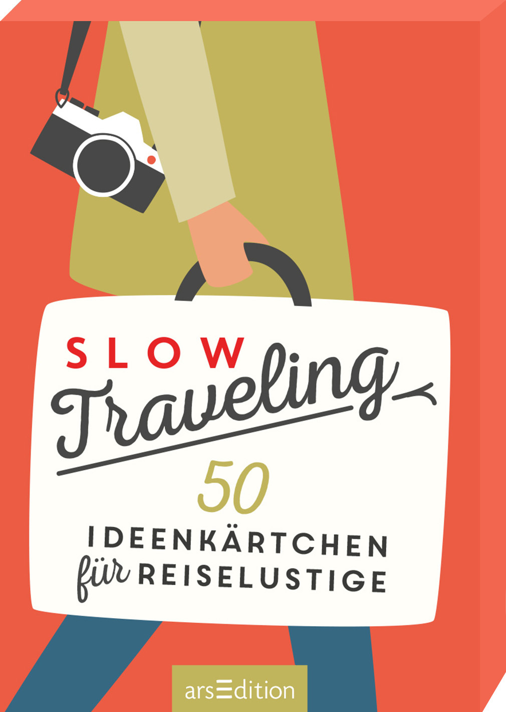 »SLOW TRAVELING« - ARS EDITION